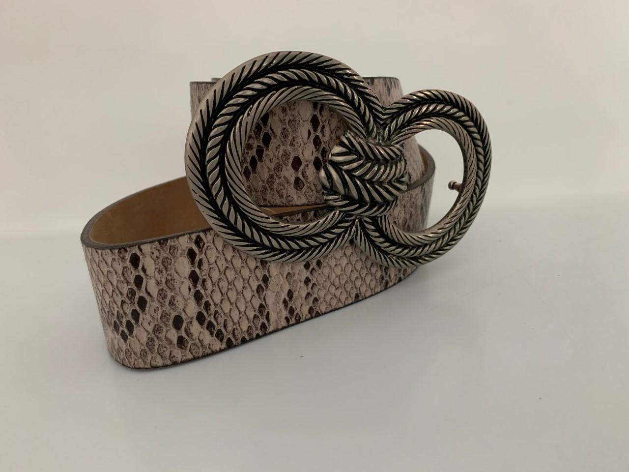 Distribuidor de cinto de couro legitimo feminino