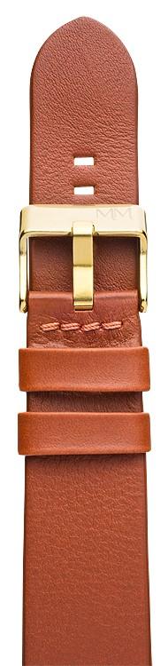 Distribuidor de pulseira em couro para relogio