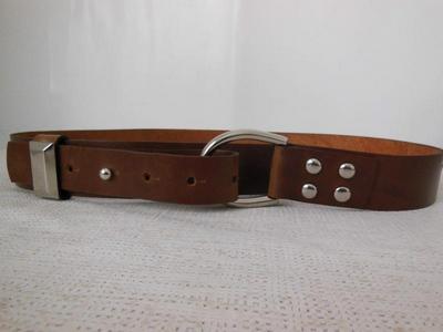 Fornecedor de cinto de couro feminino