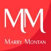 Pulseiras de Couro - Marry Montan