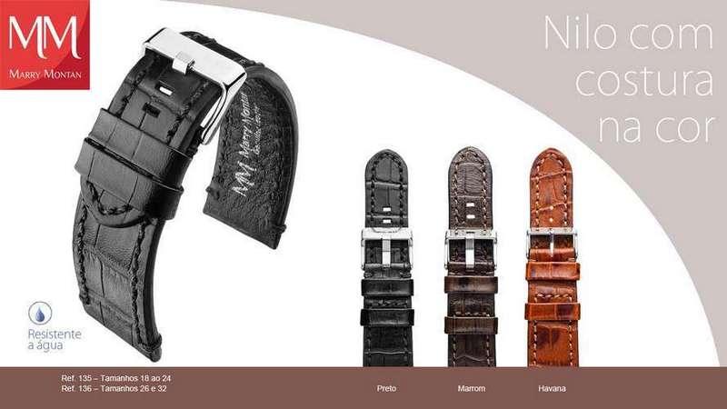 Nilo com costura na cor